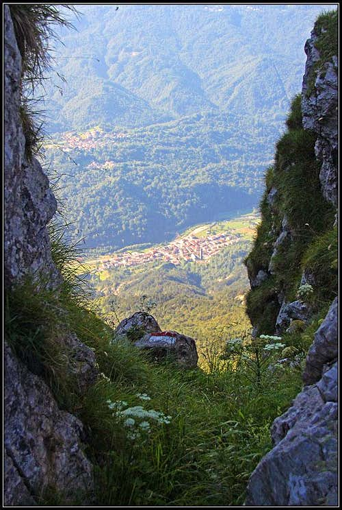 Forcella Dolina