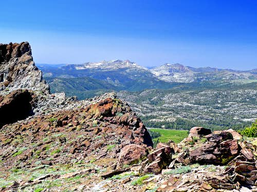 Crystal Range from Thimble Peak