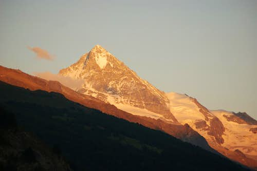 Dent Blanche sunset