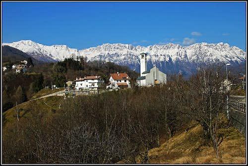 Julian Pre-Alps