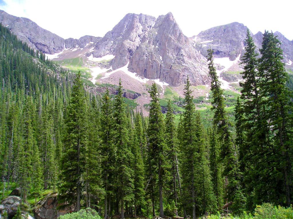 Needle Creek Scenery