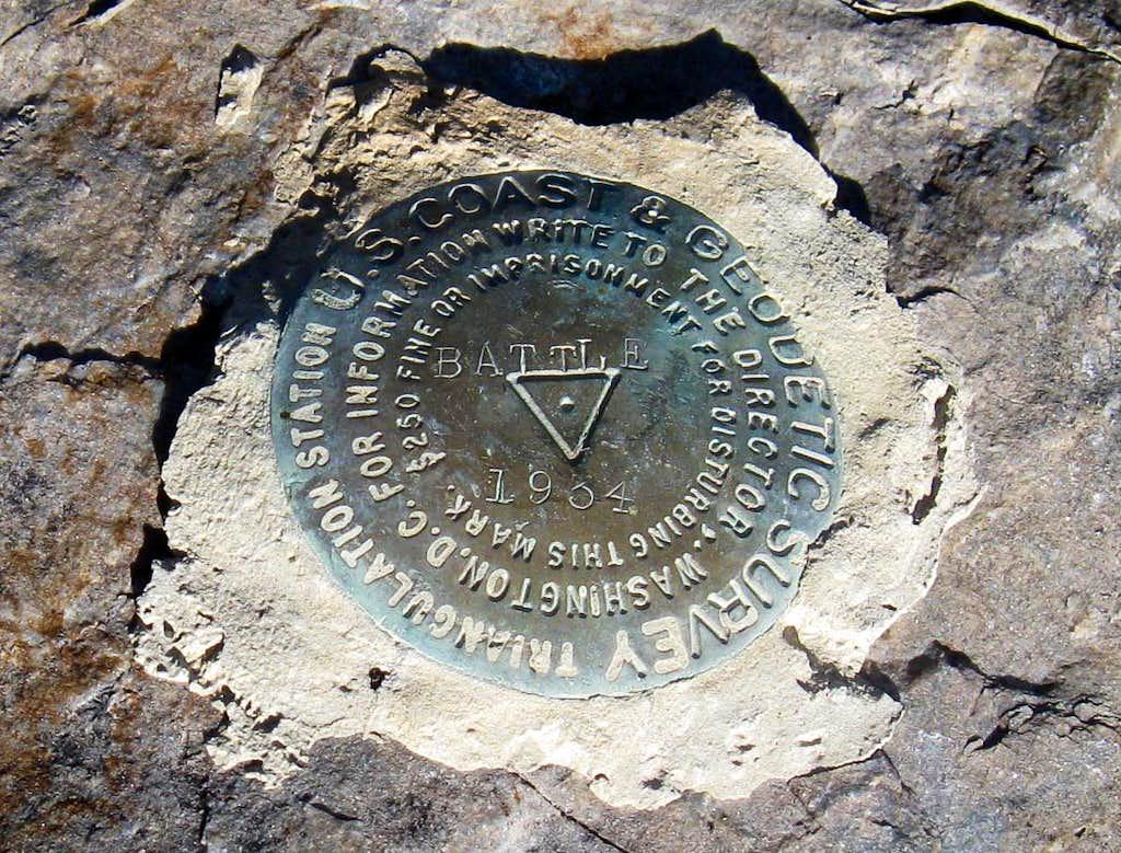 North Peak (NV) Benchmark