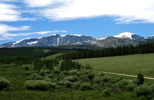 Circle Park TH - Big Horn Mountains