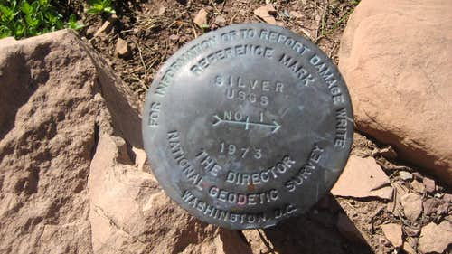 Silver Peak Marker
