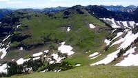 Elephant Mountain from Mount Blackmore