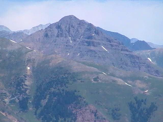 Teocalli Mountain