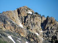 Willard Peak south face