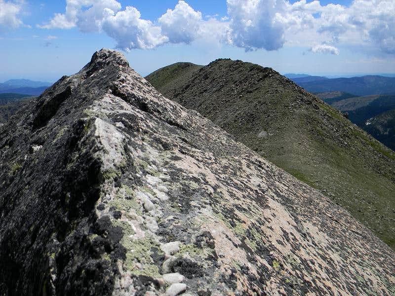 South East Ridge