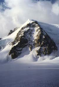 The north face of Tacul, also...