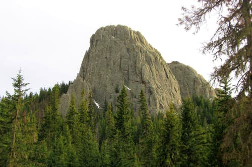 Little Devils Tower
