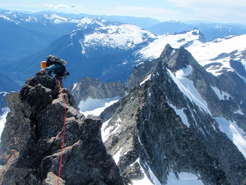 Descending the False Summit