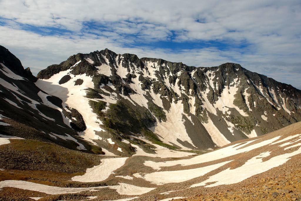 Mount Wilson and El Diente Peak