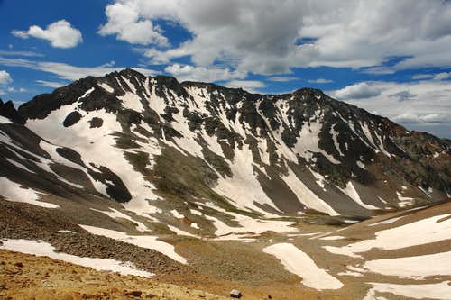 Mount Wilson-El Diente Ridge