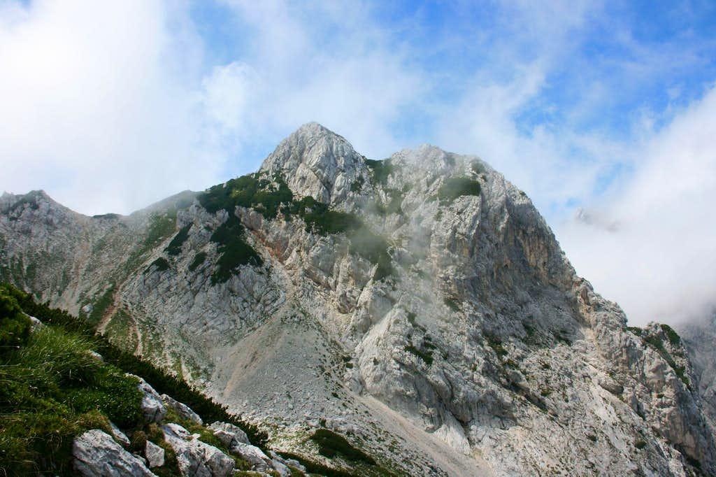 Vellacher Turm/Storzek, 2.110m