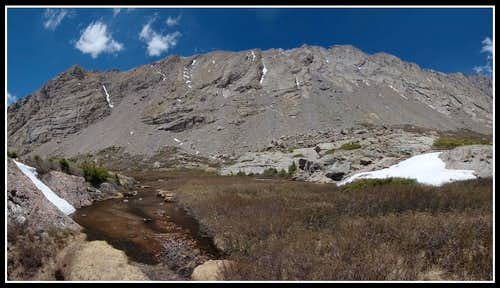 Above Willow Lake