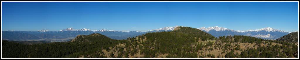 Calumet Mountain