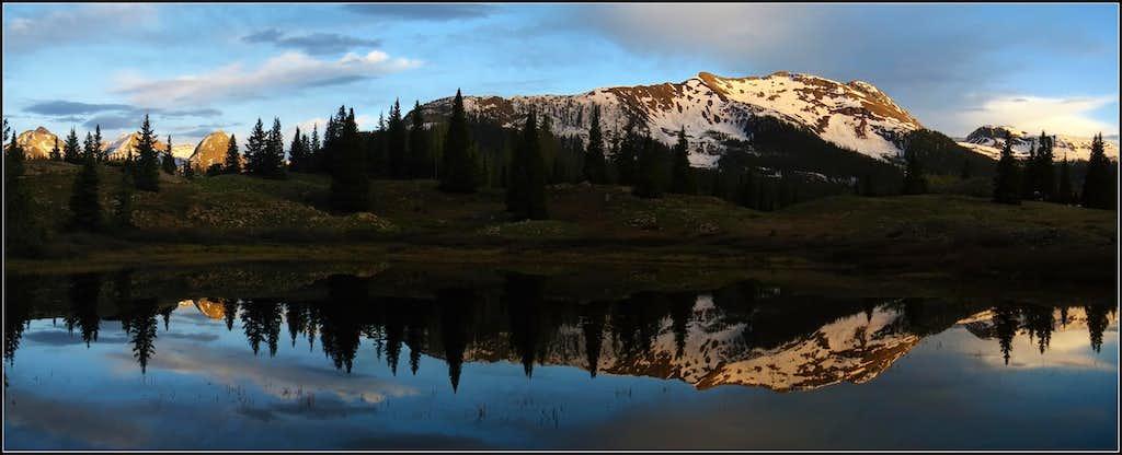Snowden Peak