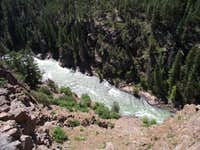 Animas River Beneath