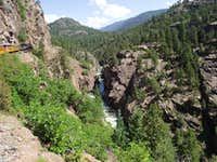Animas River Narrows