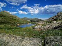 Upper Hutchinson Lake