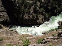 Roaring  Upper Animas River