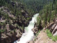 Upper Animas Canyon