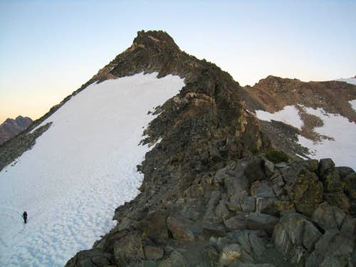 Mount Rixford West Ridge