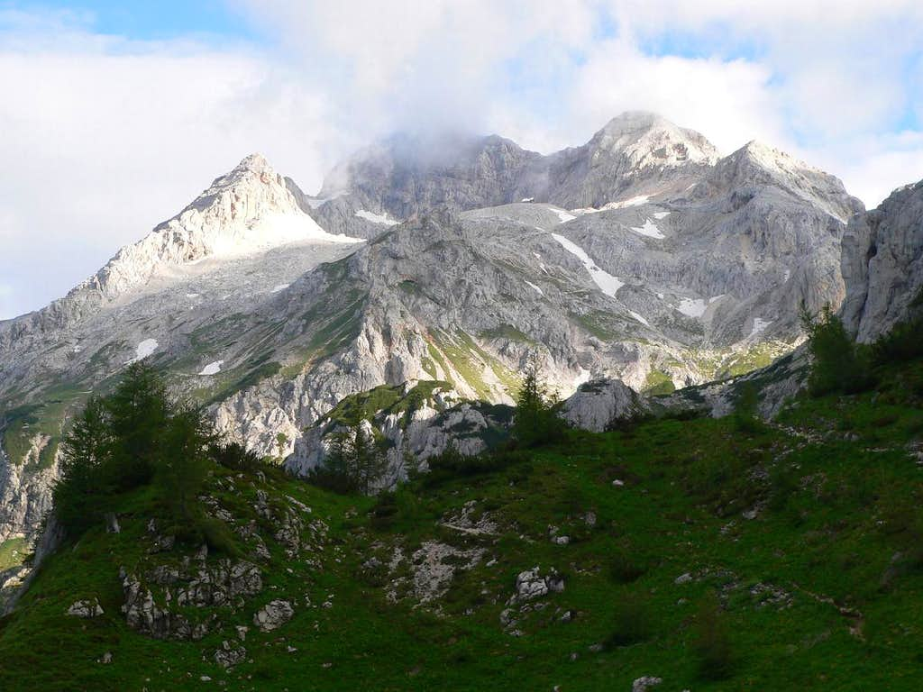 Triglav from South East