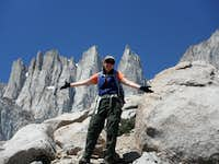Mt Whitney above
