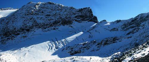 Mont Valaisan or Valézan