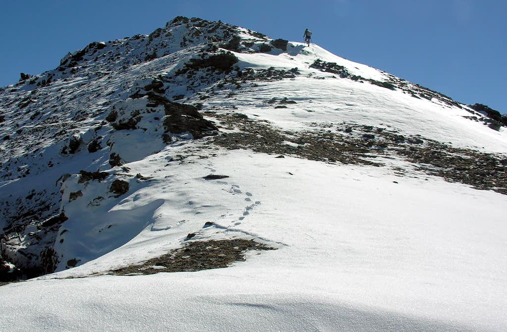 After recent snowfall