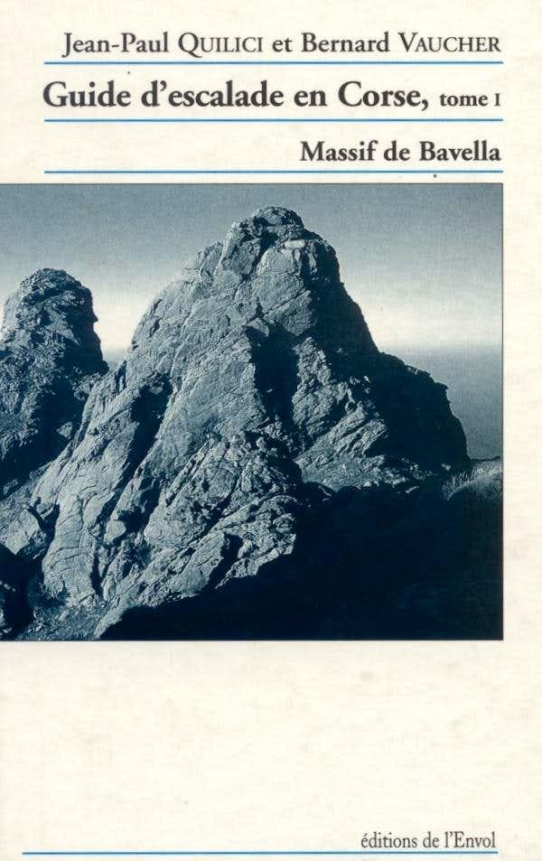 Massif de Bavella Guide d'Escalade en Corse