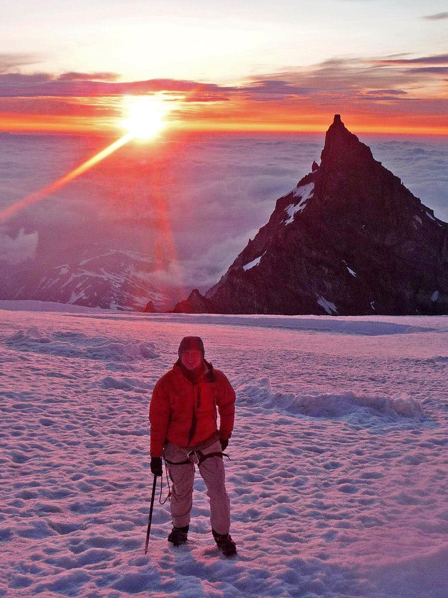 No Escaping the Odds: Making an Attempt on Mount Rainier