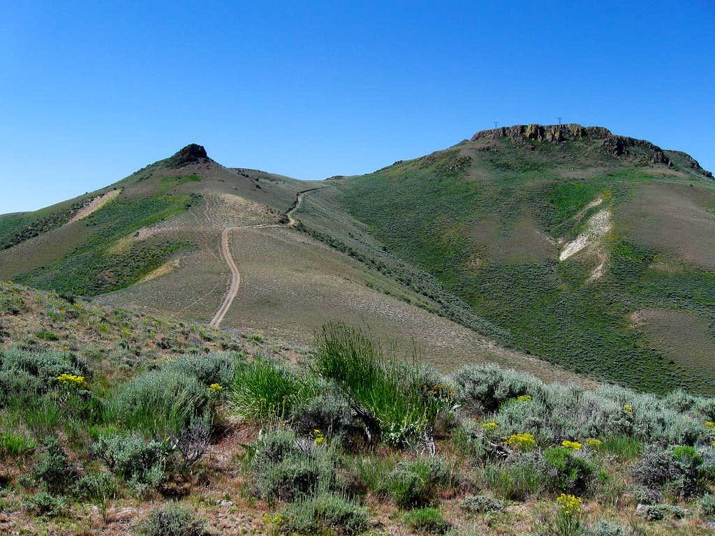 Marys Mountain South (NV)
