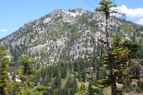Peak 8703 – Lake Tahoe Basin, Nevada