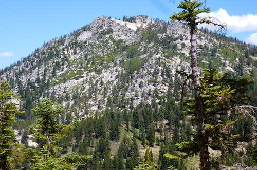 Peak 8703 – Lake Tahoe Basin, Nevada