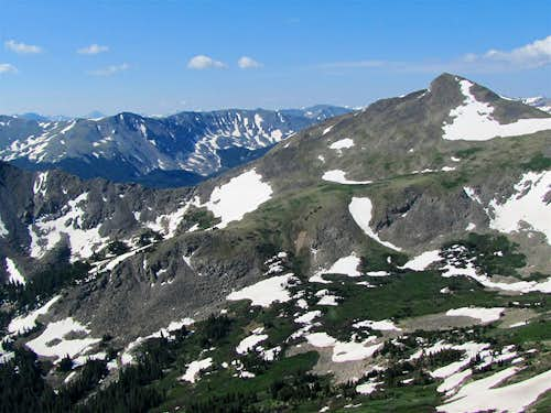 Turner Peak & Gladstone Ridge