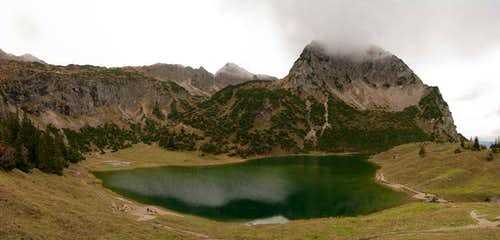 Rubihorn and Gaisalpsee