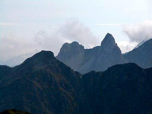 Gatterspitze (2430m),...