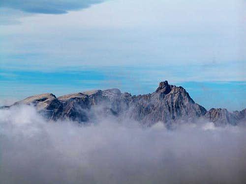 Ebenkofel (2581m, 2870m,...