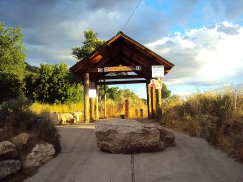 Ogden 29th Street Trailhead