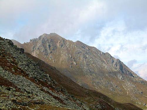 Hollbrucker Spitze (2581m)...