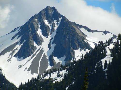 Wellesley Peak