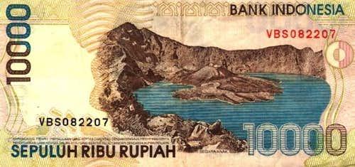 a nice banknote: Puncak...