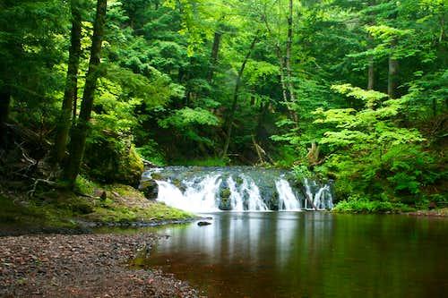 Greenstone Falls
