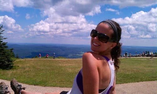 Mt Greylock summit MA