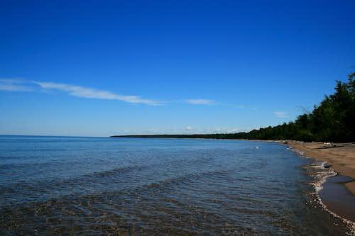 Lake Superior Headland