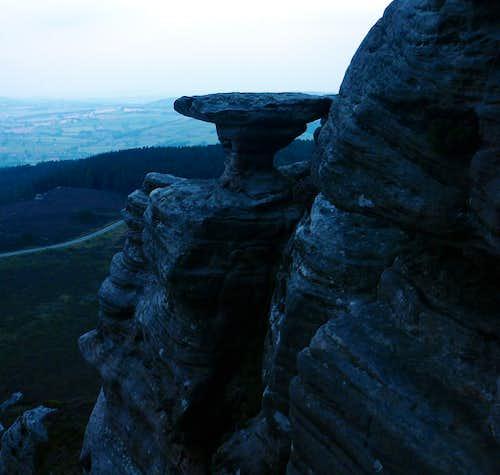 Simonside Crag