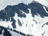 Recent avalanche activity