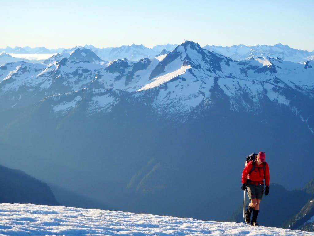 Mount Blum North Face